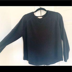 Soft Oversized Black Sweater